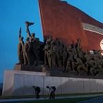 Bevállalós biznisz: turistautak Észak-Koreába