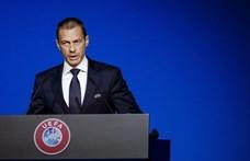 UEFA-elnök: Nem tudtuk, hogy ilyen közel vannak hozzánk a kígyók