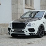 Négymásodperces autóvá gyúrta a Mansory a Bentley Bentaygát