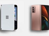 Lépett a Microsoft, végre értelmes dolgok jöhetnek az összecsukható és összehajtható telefonokra