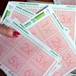 Van ötös a lottón, valaki nagyon gazdag lett