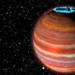 Találtak egy hatalmas új bolygót a Naprendszeren kívül, valamiért sarki fénye is van