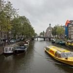 Az amszterdamiaknak elegük lett a hangos és szemetelő turistákból