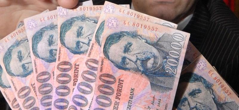 Gazdagodik a magyar