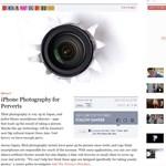 IPhone-alkalmazás rejtve fotózáshoz