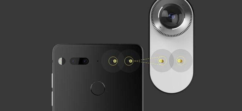 Itt az új mobilgyártó: izmos androidos telefon, 360 foknyi extrával megfűszerezve