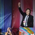 Drogmámorában meglátta Istent Paul McCartney