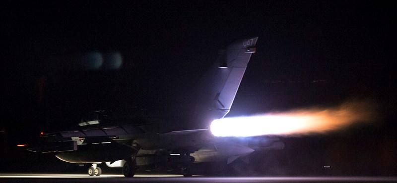 Mi változik a szíriai légicsapások után?