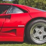 32 éves, de alig használt Ferrari F40 várja új gazdáját